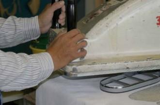 Herstellung bei der Birkenstock GmbH & Co. KG